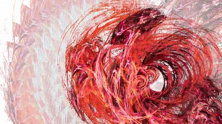 Dragon's Flame Wallpaper by Aegair