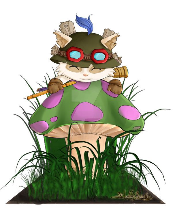 League of Chibis - Teemo by UkyoDragoon on DeviantArt  League of Chibi...
