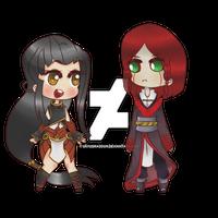 Yuu And Kanzou By Anisweetcupcake