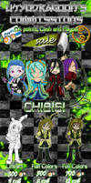 [-COMMISSIONS PRICELIST-] by UkyoDragoon