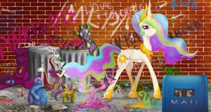 The Magic Parade by Miradge