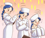 Maternity Ward Babies Pt. 4