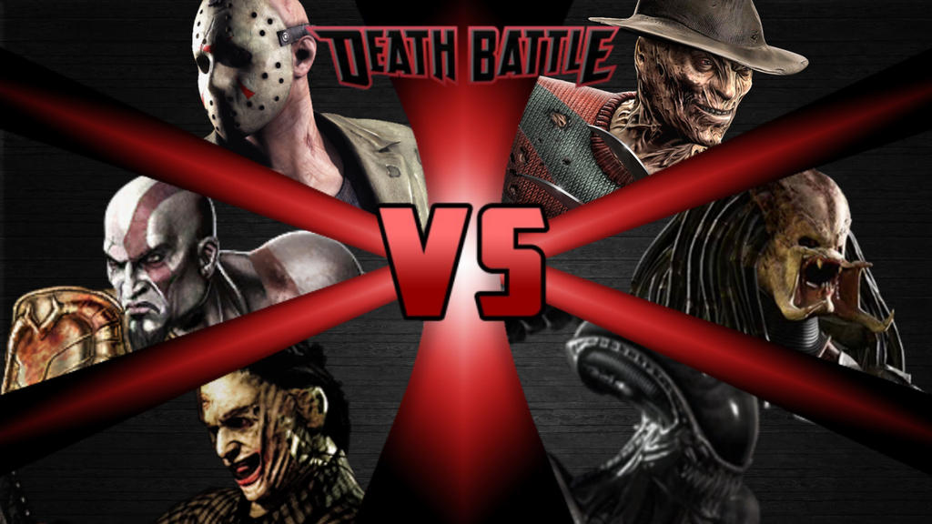 Mortal Kombat Guest Characters Battle Royale by Simbiothero on
