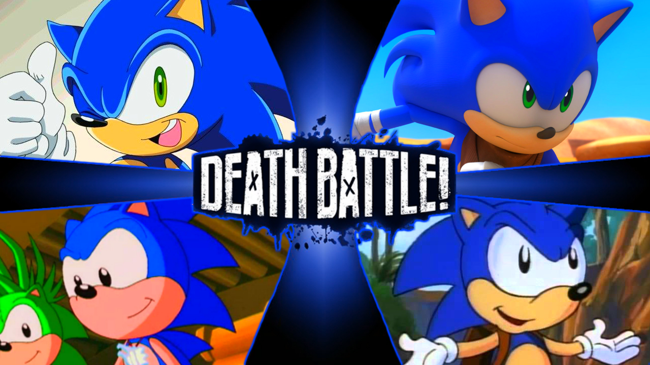 Tv Sonic Battle Royale By Simbiothero On Deviantart