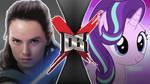 DBX: Rey Palpatine vs Starlight Glimmer