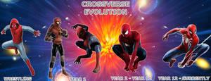 Crossverse Evolution - Spider-Man