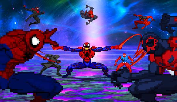 Spider-Verse - Spider-Carnage's Might