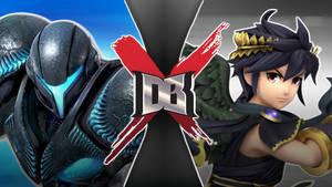 DBX: Dark Samus vs Dark Pit