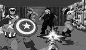 Howling Commandos - Operation Wolfenstein