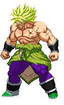 Full Power Broly (Super) - Sprite