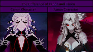 Crossverse's Salem