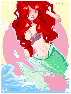 ariel for kriggs by bluelights