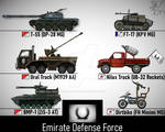 Afghan Ground Vehicles [World of Peace]