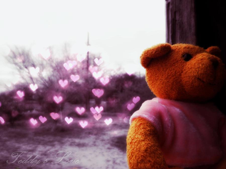 Teddy's Love - by SriitaDeWatt on DeviantArt