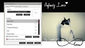 Cursor Infinity Love by. Canelita309
