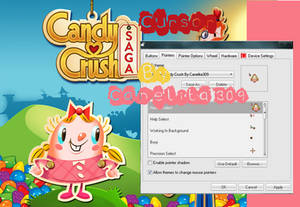 Cursor Candy Crush