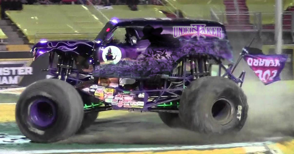 Grave Digger - The Undertaker Edition by Maniac1075