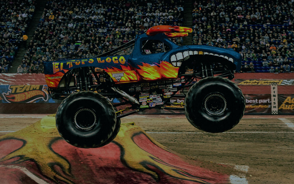 El Toro Loco - Blue by Maniac1075
