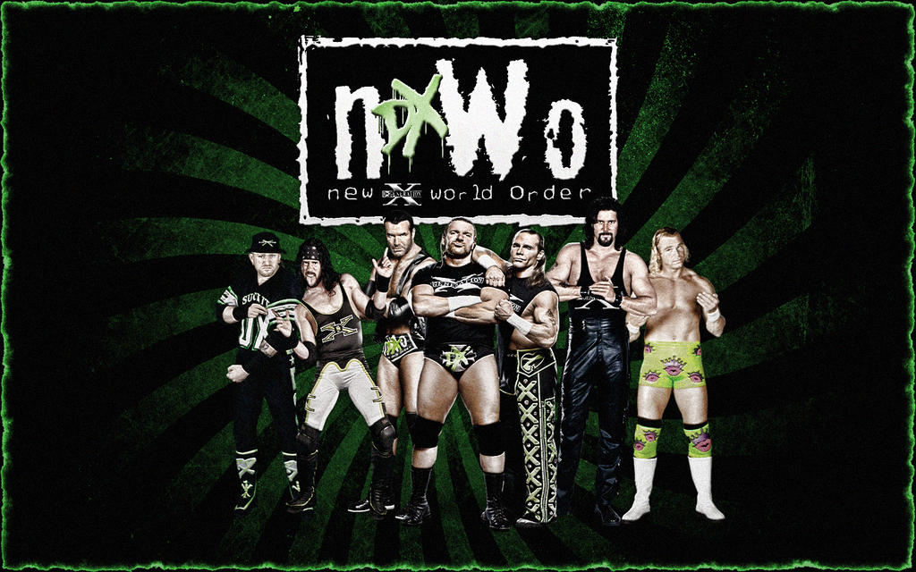 The New DX World Order by Maniac1075