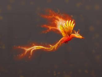 Phoenix by hesterfunhart