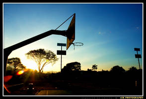 The dawn of basketball by edison-mak