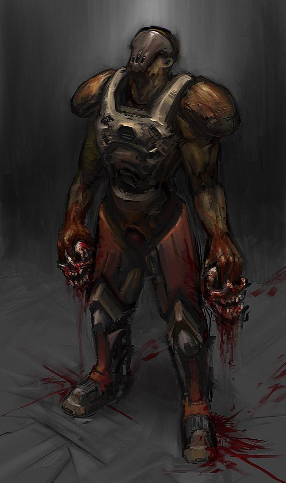 Quake 3: Visor by gausswerks