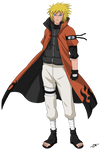 Jonin Naruto (from Trials of Ice and Fire)