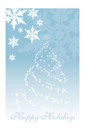 Holidays Card by ArtistsForCharity
