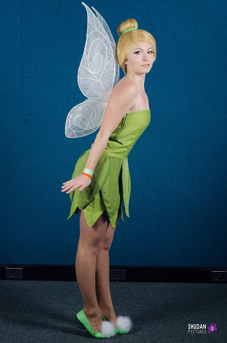 tinker bell cosplay naked