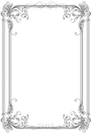 Custom Vintage Frame Four