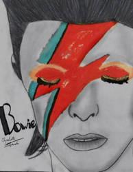 Bowie by callista777
