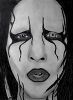 Marilyn Manson II by callista777