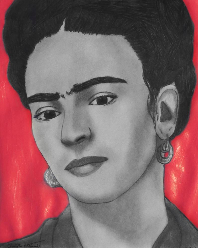Frida Kahlo by callista777