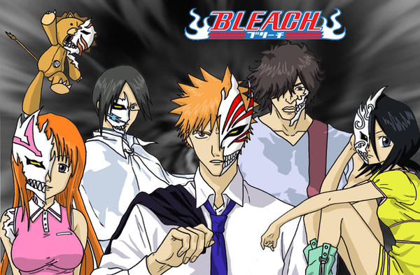 Bleach Hollow by AsherothTheDestroyer