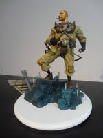 Diver paint