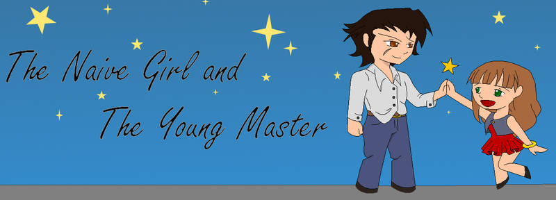 The Naive Girl and The Young Master COMIC