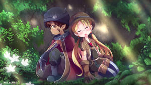 Made in Abyss - Riko and Reg