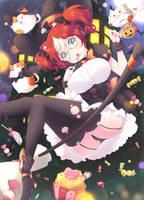 Happy Halloween by Inkspirate