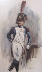 Ben Pook - 'Monsieur Vitry'