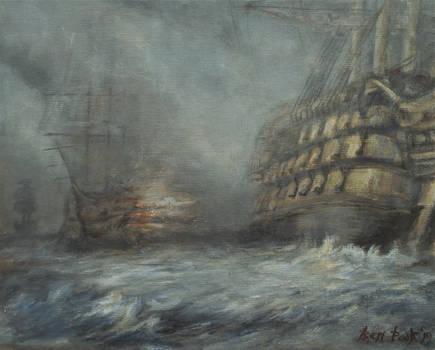 Ben Pook -  Battle at Sea