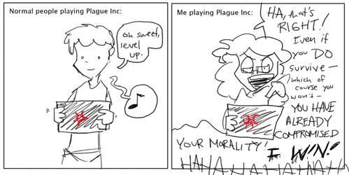 Plague Inc by Tigerach