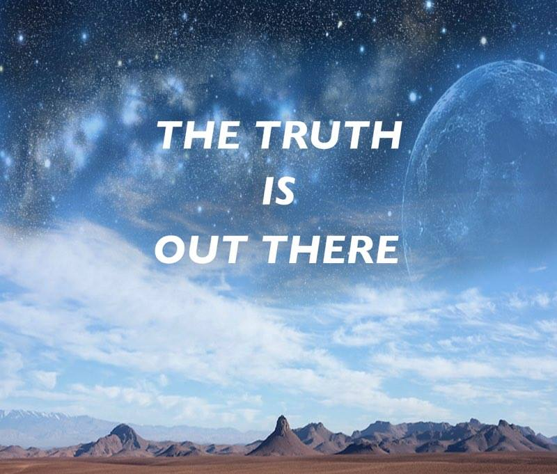 The Truth is Out There by Tigerach