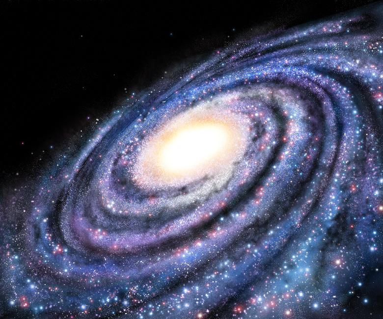 Spiral galaxy by AlphaSpace
