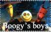 Boogy's boys support stamp by TheFerretArtist