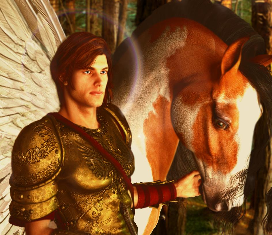 horse michael jackson