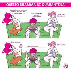 L-Drama | Questo dramma di quarantena
