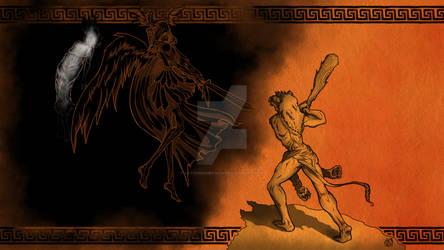 Video racconto | Eracle vs Thanatos