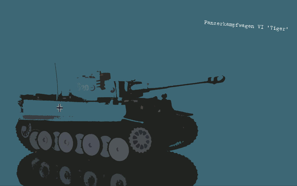 Tiger Tank Wallpaper By Itbei