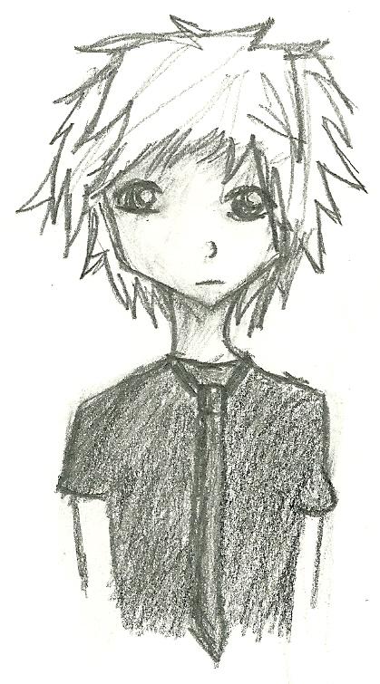 Random Guy by Miyuki11
