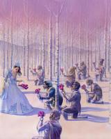The Garden of the Snow Queen